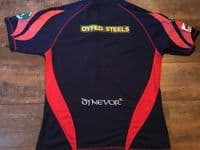 Classic Rugby Shirts | 2008 Scarlets Vintage Old Jerseys